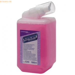 Kimberly-Clark Schaumseife General* Normal 1l pink