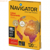 Navigator Kopierpapier Navigator Colour Documents A4 120g/qm weiß VE=2
