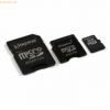 Kingston Technology Kingston microSDHC Card Class 4 mit SD Adapter, 8G