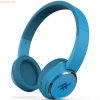 ZAGG iFrogz Audio Coda Wireless Headphone mit Mikrofon, Blau