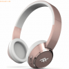 ZAGG iFrogz Audio Coda Wireless Headphone mit Mikrofon, Rosegold