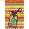 RNK Notizbuch Memo my style 11x17cm Softcover African Roots liniert 64