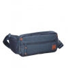 Hedgren Escapade BREAKOUT Vertical Cross Over mit Tabletfach 10´´ dark denim