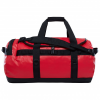 The North Face - Base Camp Duffel Medium - Reisetasche Gr 71 l schwarz/rot