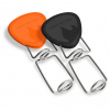 Light My Fire - Grandpa´s Firefork 2-Pack - Feuergabel orange/schwarz