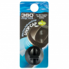 360 Degrees - Loop Cap Gr One Size schwarz