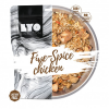 Lyo Food - Five Spice Chicken and Rice Gr 110 g