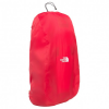 The North Face - Pack Rain Cover - Regenhülle Gr XS rot/rosa