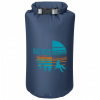 Outdoor Research - Graphic Dry Sack - Packsack Gr 5 l blau
