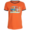 Elkline - Kid´s Heimelig - T-Shirt Gr 128/134 orange