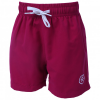 Color Kids - Kid´s Bungo Beach Shorts - Boardshorts Gr 128 lila/rot
