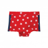 Frugi - Kid´s Tide Pool Trunks - Badehose Gr 4/5 Years rot