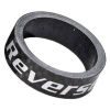 Reverse - Spacer 10 mm Carbon 11/8´´ schwarz