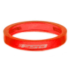 FSA - Poly Spacer 1 1/8´´ 5 mm (10-Pack) rot