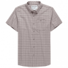 Backcountry - Featherweight Plaid Short-Sleeve Shirt - T-Shirt Gr S grau