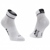 Northwave - Logo Socks Woman - Radsocken Gr M grau