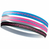 Dynafit - Running Hairband - Haarband Gr One Size fluo mix