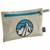 Patagonia - Zippered Pouch - Tasche Gr One Size fitz roy scope icon / bleached stone