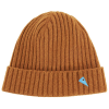 Klättermusen - Barre Ribbed Cap - Mütze Gr One Size orange/braun