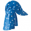 Frugi - Kid´s Little Swim Legionnaires Hat - Cap Gr 1/2 Years blau