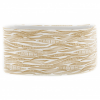 Chillaz - Figure - Stirnband Gr One Size beige/weiß
