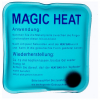 Basic Nature - Magic Heat Wärmekissen 2-Pack Gr 2 Stück blau