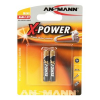 ANSMANN Batterien X-POWER Mini AAAA 1,5 V