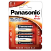 Panasonic Batterien Pro Power Baby C 1,5 V