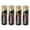 4 ANSMANN Batterien X-POWER Mignon AA 1,5 V