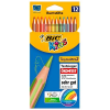 12 BIC Kids Tropicolor 2 Buntstifte farbsortiert