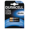 DURACELL Batterien Ultra Mini AAAA 1,5 V