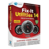 Avanquest Fix-It Utilities 14 Professional Vollversion MiniBox