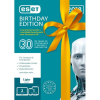 ESET Internet Security 2018 2 Computer + 1 Android Vollversion FFP 1 Jahr Birthday Edition inkl. Mobile Security 2018