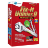 Avanquest Fix-It Utilities 9 Professional 3 PCs Vollversion DVD-Box