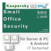 Kaspersky Small Office Security 4 inkl. 5 Mobile 1 Fileserver + 5 Workstations Update EFS DVD 1 Jahr