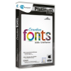 Avanquest Creative Fonts 5 Vollversion DVD-Box Platinum Edition