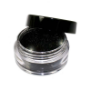 Glitter-Pulver Ultimate Black, 5ml