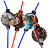 Star Wars Trinkhalme im 8er Pack