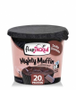 FlapJacked Mighty Muffin, 1 Stück, 55g Double Chocolate