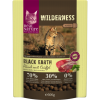 REAL NATURE WILDERNESS Black Earth Adult Rind, Büffel & Geflügel 300g
