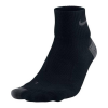 Nike Laufsocken Lite Running Cushion Quarter Black Gr. S
