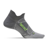 feetures! Elite UL No Show Tab Laufsocken graphite Gr. XL (47-51)