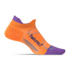 feetures! Elite UL No Show Tab Laufsocken orange Gr. L (42-46)