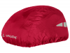 Vaude Helmet Raincover | indian red