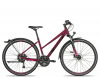 Bergamont Helix 4 EQ Trapez 2019 | 46 cm | berry/black/coral red