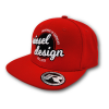 Riesel Design Snapback Cap The Crown Rot