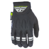Fly Racing Handschuhe Patrol XC Lite Johnny Campbell Signature - Schwarz/Grau