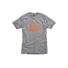 100% Kids T-Shirt Elliot Heather Grey