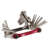 Crankbrothers Multi-Tool M19 Schwarz/Rot
