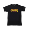 Loose Riders T-Shirt Cult of Shred Schwarz
